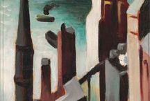 Amerikaanse kunst 20e eeuw