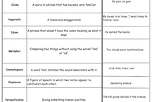Language Arts basics