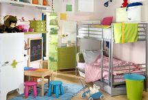 Aranżacja pokoju dziecięcego / baby room