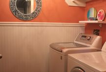 Laundry Rooms / by Kayla Elyse
