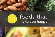 Food that makes you happy