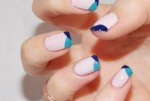 pretty nails / by Felic Williams