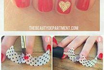 Nails! / by Raquel Michael