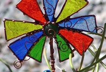 spring ideas stained glass