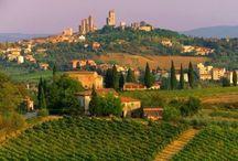 Toscana de mi vida