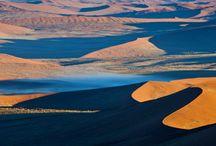 von Walvis Bay nach Sossusvlei, den größten Dünen der Welt