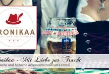 Vronikaa / VRONIKAA fertigt ausschließlich in eigener Handarbeit und regional. Made in Bavaria.