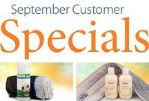 September 2015 Norwex Customer Specials