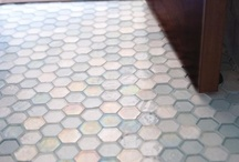 Floor Tile / Because everyone deserves to have happy feet. / by Oceanside Glasstile