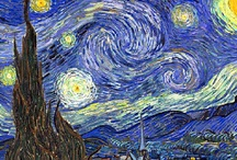 Van Gogh / Best artist ever....and he couldn't draw hands