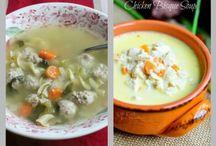 Recipes- Soups & Stews