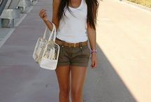 Summer style / Mix and match