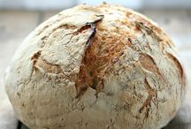| BREAD | / recipes for learning how to make bread loaf and style them