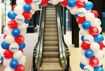 Balloon Decor / Balloon Decor made by CSA Balloons. www.csaballoons.com