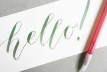 typographies-writ beautifully
