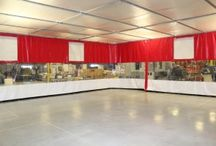 Aluminum Auto Body Shop Enclosures / New rules will change the way collision repair is handled on aluminum vehicles with important safety measures and clean room techniques. See how Aluminum Body Shop Enclosures can help make you compliant to these government regulations.