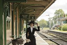 Victorian Steam Train theme