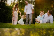 Family outdoor shoot
