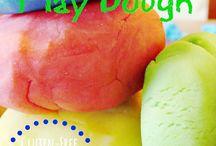 Allergen free dough