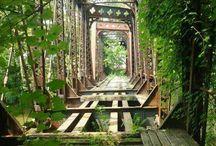 Bridges & Barns