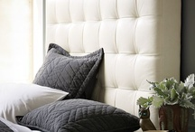 Bedroom is a dreamroom / All about beautiful bedding, cosy and comfort