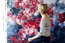 Artista flores