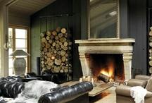 Cozy living rooms / by Maegan Martin