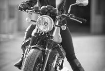 Motorcycle chix
