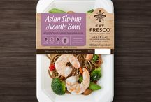 Eat Fresco ~ Meals / Truly fresh prepared meals that are packaged and sold in your local Tampa Bay area store. Locally made, never frozen, always fresh. Heat and eat in under two minutes!