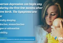 Unknown Facts! / Do you know about these important signs about postpartum depression in new mothers?
