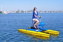 Long Beach Water Activities / While you are attending the 2017 NPELRA Annual Training Conference make time to enjoy some water activities in Long Beach, California.