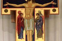 Il Crocifisso / Icone sacre del crocifisso