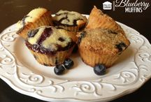 Muffins...Healthy of Course!!