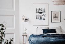 Bedroom Art Decor / Bedroom reflect the owner's personality and style so decorate it with your full potential.