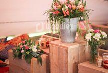 VERHUUR | Bruiloft meubilair / Doe bruiloftinspiratie op voor de mooiste dag van jouw leven! Met luxe steigerhouten meubels en bruiloftdecoratie creëer je elke sfeer die je wilt.