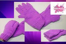 gant tricot