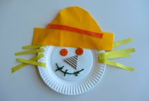 Holiday Crafts for the kids / by Christina Thrasher
