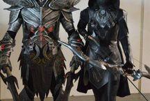 Schattenkrieger Diebe und Jäger
