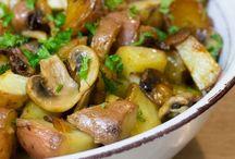 poêlées de pommes de terre