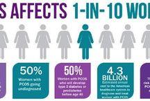 PCOS, a leggyakoribb női hormonális és anyagcserezavar / Kialakulása az androgén hormon túlzott mennyiségére vezethető vissza, ami jellemzően egy férfi nemi hormon.
