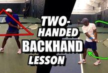 Tenis Teknikleri