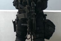 Operator Military Special Ops