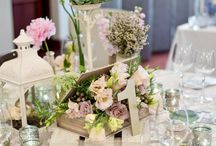 Table Decorations & Ideas