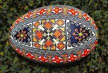 malováni vajíček