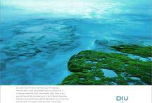 ilha de calma / Diu Tourism Campaign
