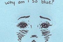 blue // aesthetic