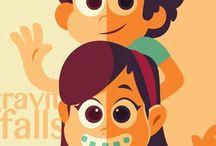 mis caricaturas