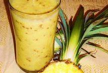 koktail z ananasa