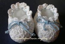 Baby maglia/uncinetto