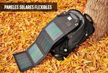 Paneles Solares Flexibles / En este tablero presentamos los modelos de los paneles solares flexibles que ofrecemos en las tiendas Dadco Technology, de distintos tamaños y precios.